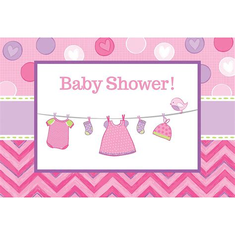 baby shower it s a baby shower invitations 8ct city