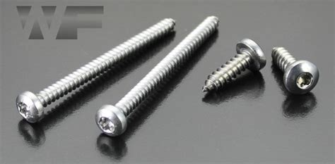 Torx Pan Head Tapping Screws Type C (ab) No.10 In A2