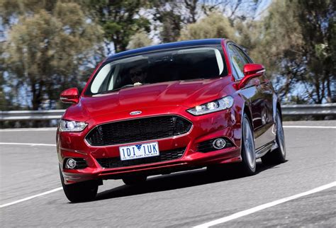 Review  2016 Ford Mondeo Review