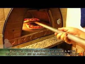 Four A Bois Pizza Professionnel : four a bois pizza party le meilleur choix pour vous four a bois made in italy youtube ~ Melissatoandfro.com Idées de Décoration