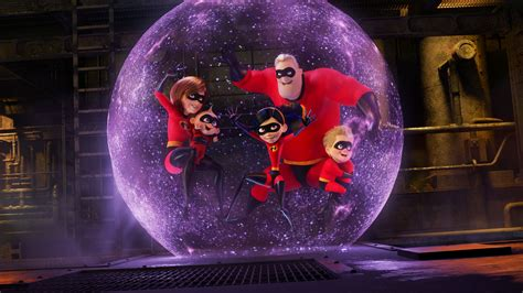 The Incredibles 2 Movie 2018, Hd 4k Wallpaper