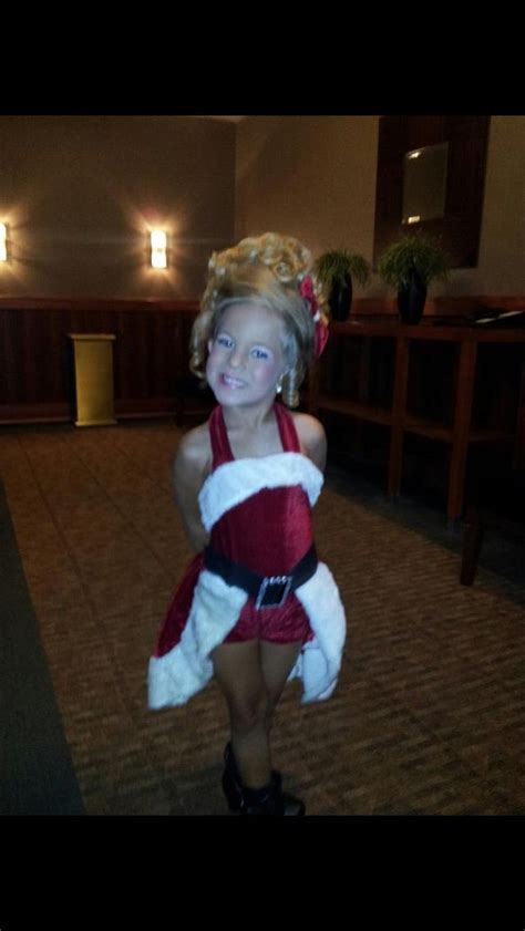 Christmas Outfit Of Choice Santa Pageant Tandt Glitz