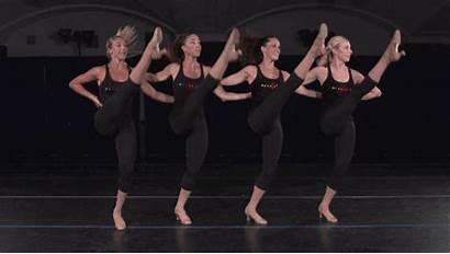 Rockettes Kicks Dance Kicking Moves Leg Jambe