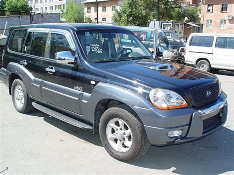 2004 Hyundai Terracan Photos 29 Diesel Automatic For Sale
