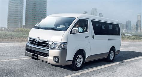 Toyota Hiace Commuter 30 Mt 2018, Philippines Price