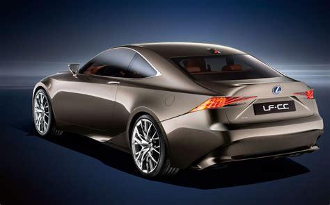 first lexus model future lexus models going even bonkers autoevolution