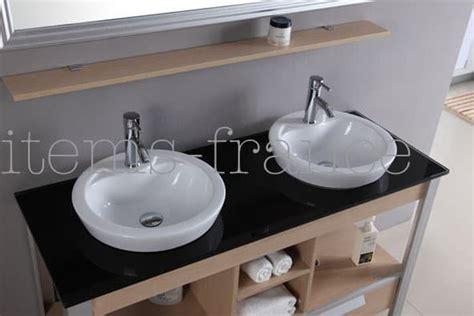 vasque salle de bain ronde