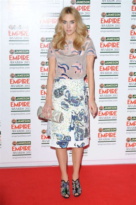vanessa kirby  jameson empire awards   london