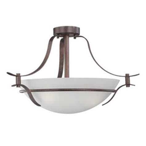 colonial flush mount ceiling lights shop thomas lighting 22 in w colonial bronze clear glass