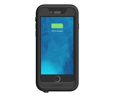 mophie for iphone 6 mophie juice pack h2pro the iphone 6 waterproof