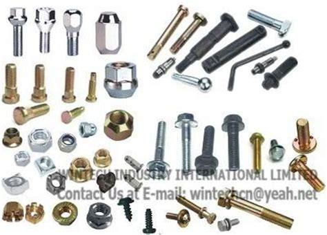 Automotive Fasteners - Shaoxing KDM Machinery Co., Ltd