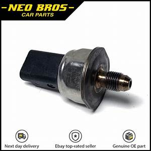 Fuel Rail High Pressure Sensor For Mini R55 R56 R57 R58 R59 1 6t Cooper S  U0026 Jcw