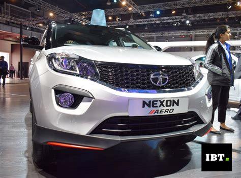 Tata Nexon Amt, Aero Edition Revealed, To