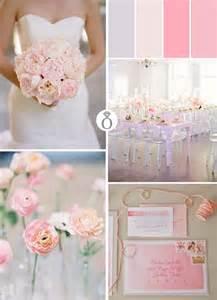 Pink Wedding Color Palette