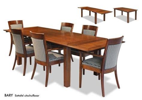 eiken eethoek stoelen bannink bary eiken eetkamerstoel bannink eetkamerstoelen