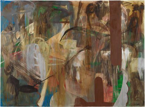 gray market  gagosians record breaking  sale   albert oehlen painting sets