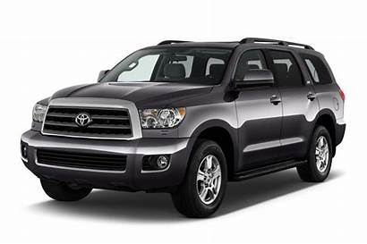 Sequoia Toyota Platinum Suv Motortrend Market Motor