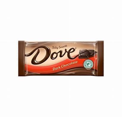 Dove Chocolate Dark Smooth Bar Silky 40g