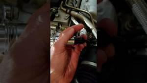 Cadillac 2 0t Camshaft Solenoid Replacement