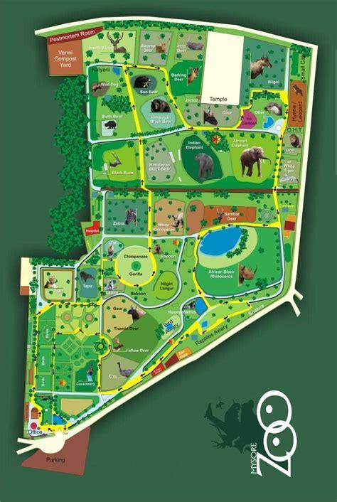 Botanischer Garten Augsburg Plan by Mysore Zoo Timings Tickets Entry Fee And Address