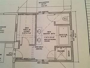 Master bathroom layouts planning ideas master bath for Master bathroom layout