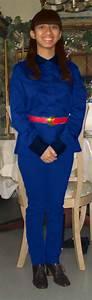 Me as 1971's Violet Beauregarde in blue attire V.2 by ...