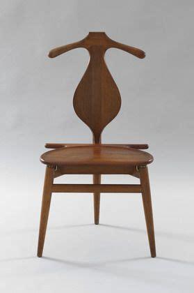hans wegner danish  valet chair manufacturer
