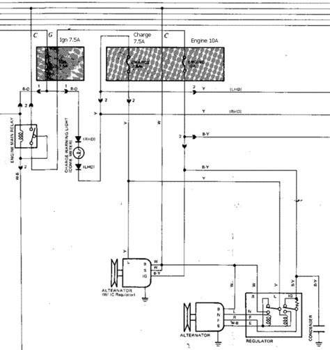 sr20det alternator wiring diagram 33 wiring diagram