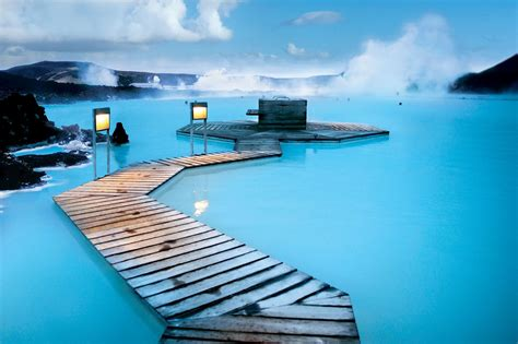 decoration chambre hotel luxe blue lagoon islande voyages hotels de luxe spas