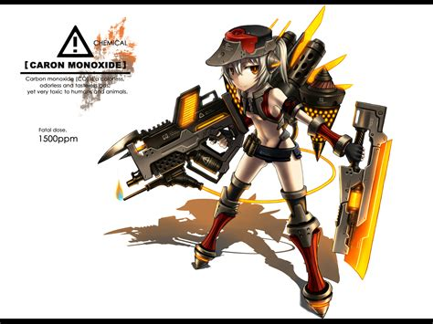 Anime Weapon Wallpaper - anime gun wallpaper with 67 items