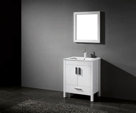 Freestanding 24 Inch Bathroom Vanity Adornus Trento 24 Inch Contemporary Walnut Bathroom