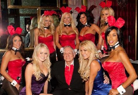 La aburrida vida sexual de Hugh Hefner contadas por sus ...
