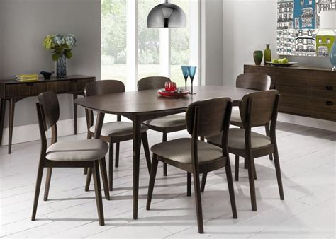Room Table And Chairs by Walnut Dining Tables And 6 Chairs Dining Room Ideas