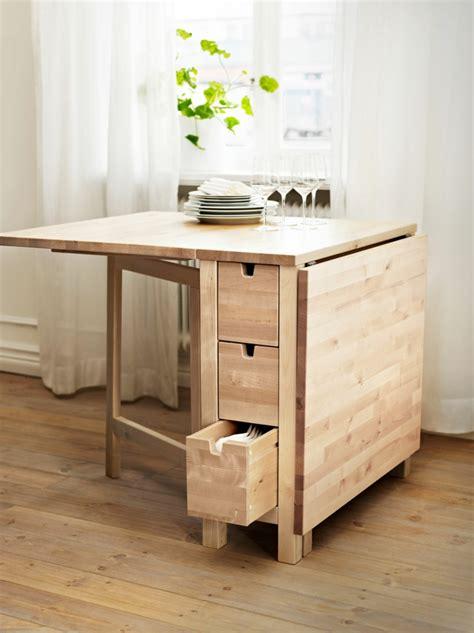 la cuisine de mu la table de cuisine pliante 50 idées pour sauver d