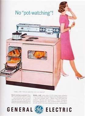 vintage electric stoves images  pinterest