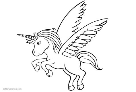 cute unicorn printable coloring pages world  reference
