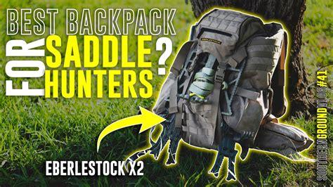 saddle eberlestock x2 pack