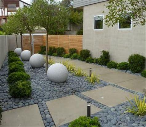 dise 241 o de jardin con piedras jardin as and