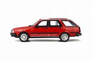 Renault 18 Turbo Break 1984 Rood