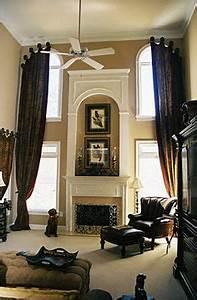 1000+ ideas about Tall Window Treatments on Pinterest ...