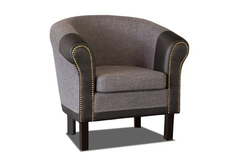 fauteuil cabriolet tissu pu coloris gris fonc 233 noir grazia