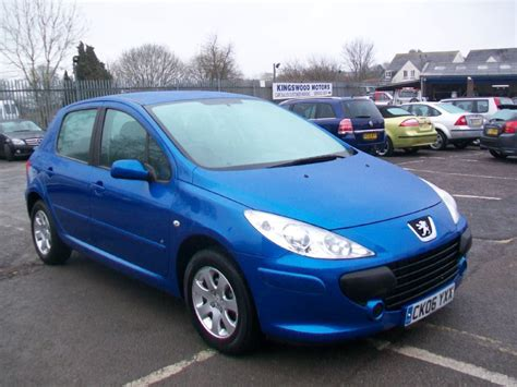 second hand car prices peugeot used peugeot 307 cars second hand peugeot 307
