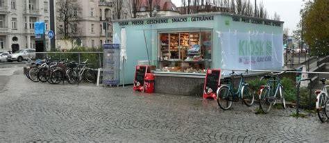 Der Garten Kiosk by M 252 Nchner Freiheit 23 Stunden Kiosk Er 246 Ffnet Das