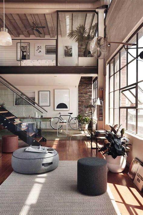 interior design loft style ideas