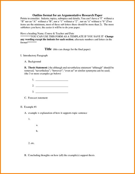 Annotated Resume Sle by Outline Format Apa Style 28 Images Best Photos Of Sle
