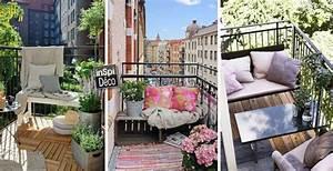 decorer un balcon toutes les idees sur la decoration With decorer son jardin avec des galets 12 balcon amenagement decoration balcon fleuri en ville