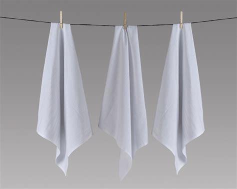 flour sack towels set    cotton highly