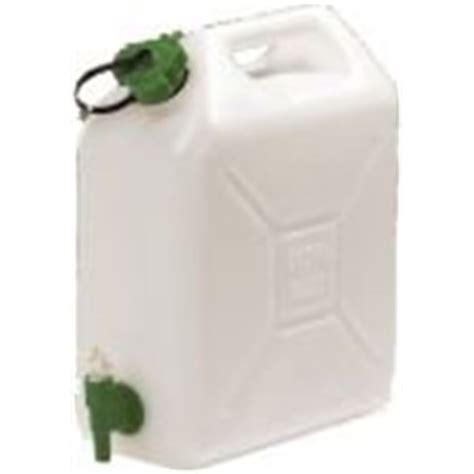 housse siege auto confort jerrican alimentaire eda 20 litres avec robinet feu vert
