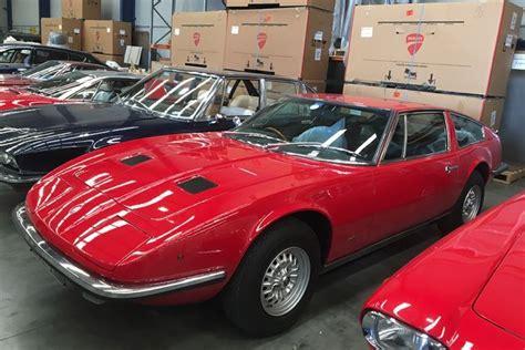 Vintage Maserati by Vintage Maserati Cars Denied Entry Into Australia