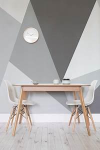 le guide de la decoration comment choisir et associer With marier couleurs peinture murale 4 5 idees deco pour marier plusieurs couleurs de peinture